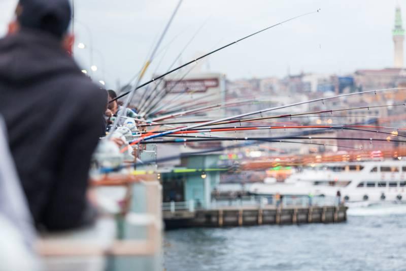 Fishing – Visit Istanbul